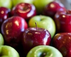 Zweierlei Äpfel